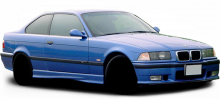 BMW 3 (E36,E46 1990-2006) Coupe typ 3