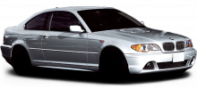 BMW 3 (E36,E46 1990-2006) Coupe typ 346 model 03