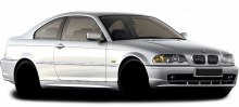 BMW 3 (E36,E46 1990-2006) Coupe typ 346C model 99
