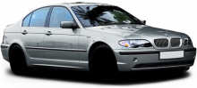 BMW 3 (E36,E46 1990-2006) Limousine typ 346L model 02
