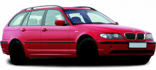 BMW 3 (E36,E46 1990-2006) typ 346L Touring model 99