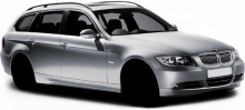 BMW 3 (E90,E92 2005-) Touring typ 390L model 05