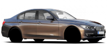 BMW 3 (F30 2012-) typ 3L facelift
