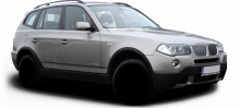 BMW X3 (X83 2004-2010) facelift 2006