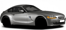 BMW Z4  Coupe typ Z85