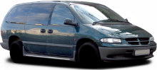 Chrysler Voyager (1991-2007) Grand Voyager typ GS