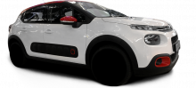 Citroen C3 (S 2016-) Bi Color Aden