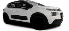 Citroen C3 (S 2016-) Bi Color Onyx
