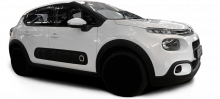Citroen C3 (S 2016-) Bi Color Opale
