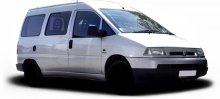 Citroen Jumpy (B,U 1995-2007)