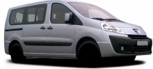 Citroen Jumpy (X 2007-2016)