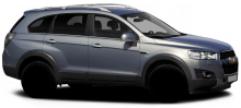 Chevrolet Captiva  typ KLAC facelift 2011