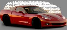 Corvette jant dene