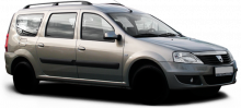 Dacia Logan MCV (SD 2007-) model 2011
