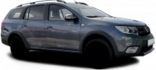 Dacia Logan MCV Stepway (SD 2017-)*