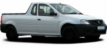 Dacia Logan Pickup (SD 2009-)