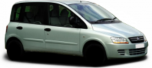 Fiat Multipla  typ 186 model 04