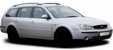 Ford Mondeo (2000-2007) model 00 Turnier