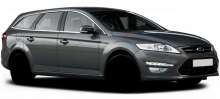 Ford Mondeo (2007-2014) typ BA7 Kombi model 2010