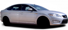 Ford Mondeo (2007-2014) typ BA7 Limousine