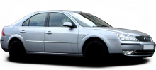 Ford Mondeo ST220 model 00 a 03