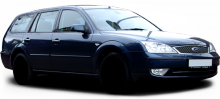 Ford Mondeo ST220 model 03 Turnier