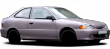 Hyundai Accent (do 12/1999) typ X3