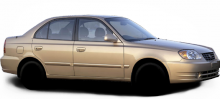Hyundai Accent (od 01/2000) typ LC Limousine model 03
