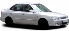 Hyundai Accent (od 01/2000) typ LC