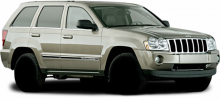 Jeep Cherokee Grand (WH 2005-2010)
