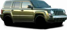 Jeep Patriot  typ PK