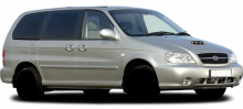 Kia Carnival (od 01/99) typ UP