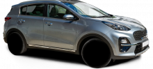 Kia Sportage (QL 2016-) model 2018