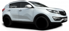 Kia Sportage (SL 2010-2015) model 2014