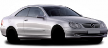 Mercedes CLK  typ 209 Coupe