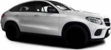 Mercedes GLE Coupe* typ 166