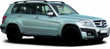 Mercedes GLK  typ 204X Offroad Styling