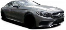 Mercedes S Coupe* typ 221