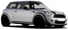 Mini 3 door (2001-2014) typ UKL L