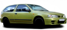 Nissan Almera (do 01/2000) typ N15