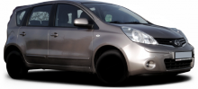 Nissan Note (E11 2006-2013) facelift 09