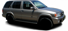 Nissan Pathfinder (do 02/05)