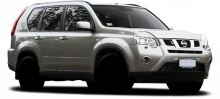 Nissan X-Trail (T31 2007-2014) facelift 2010