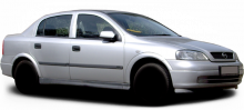 Opel Astra G [4/100] typ T98 Limousine
