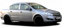 Opel Astra H [4/100] Limousine