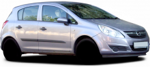Opel Corsa D [5/110] typ SD 5 door model 06