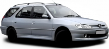 Peugeot 306  typ 7 Break