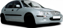 Rover 25  typ RF