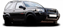 Rover FreeLander  typ LN Facelift 3 door