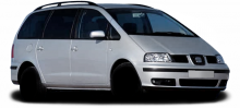 Seat Alhambra (7M 1996-2010) facelift